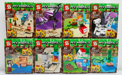 Minecraft tipo lego 2