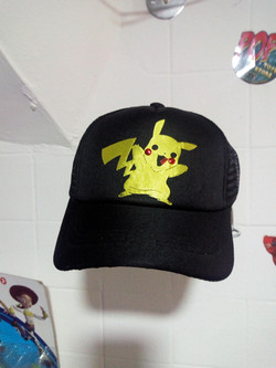 Gorra niño  pikachu