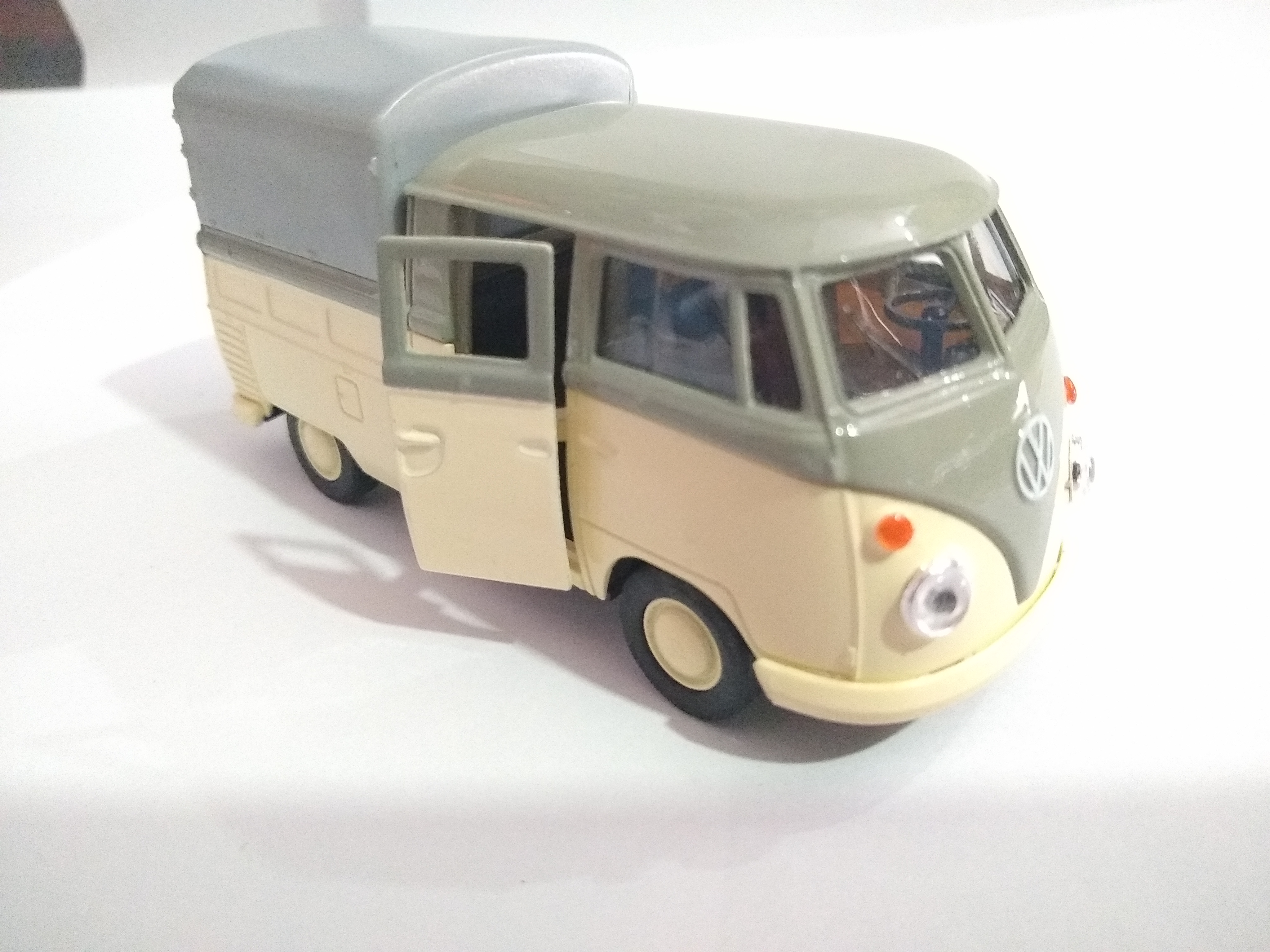 VW ti double cabin pick-up