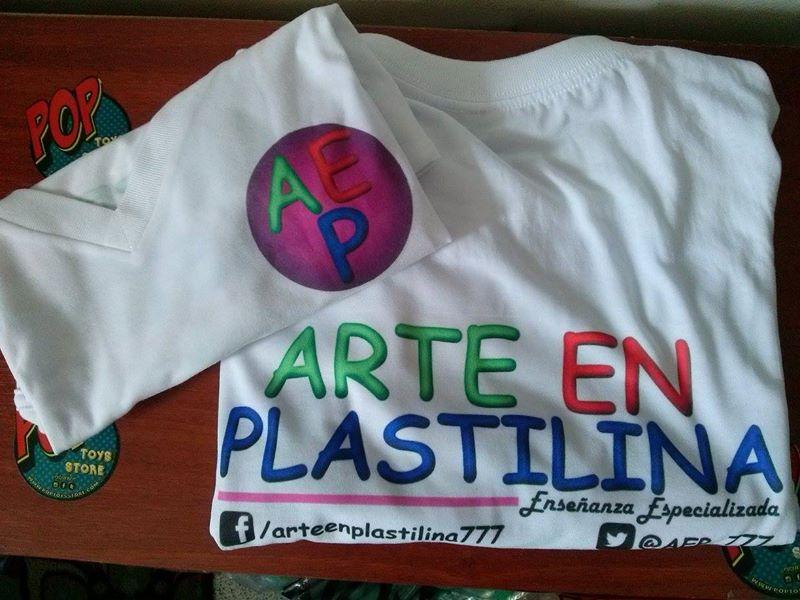 Arte en plastilina