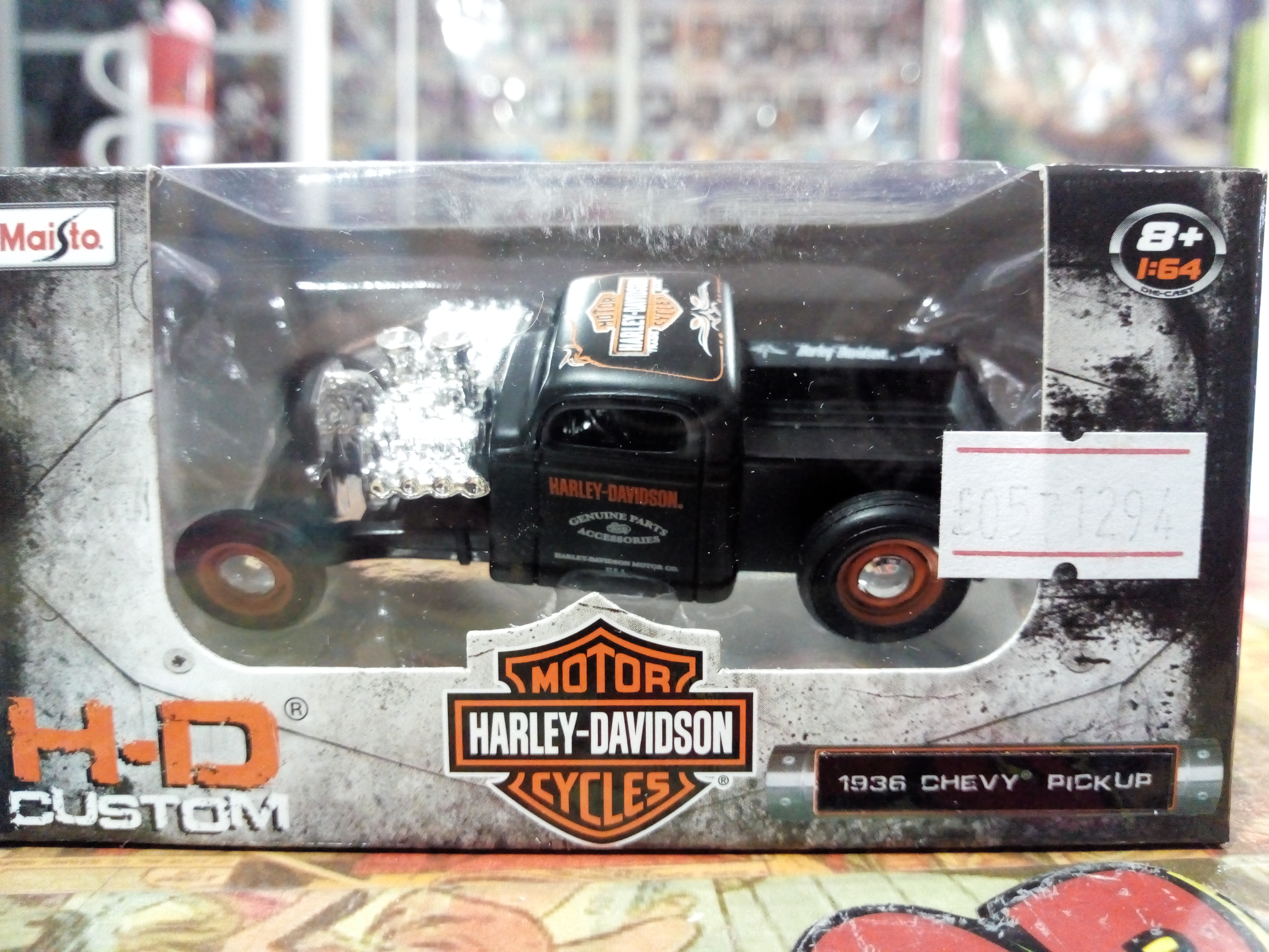 1936 Checy pickup