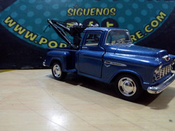 Chevy stepside pick-up 1956