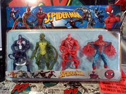 set spiderman 3