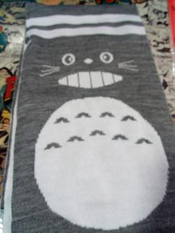 Bufanda Totoro