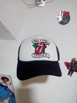 Gorra Rolling Stones 1