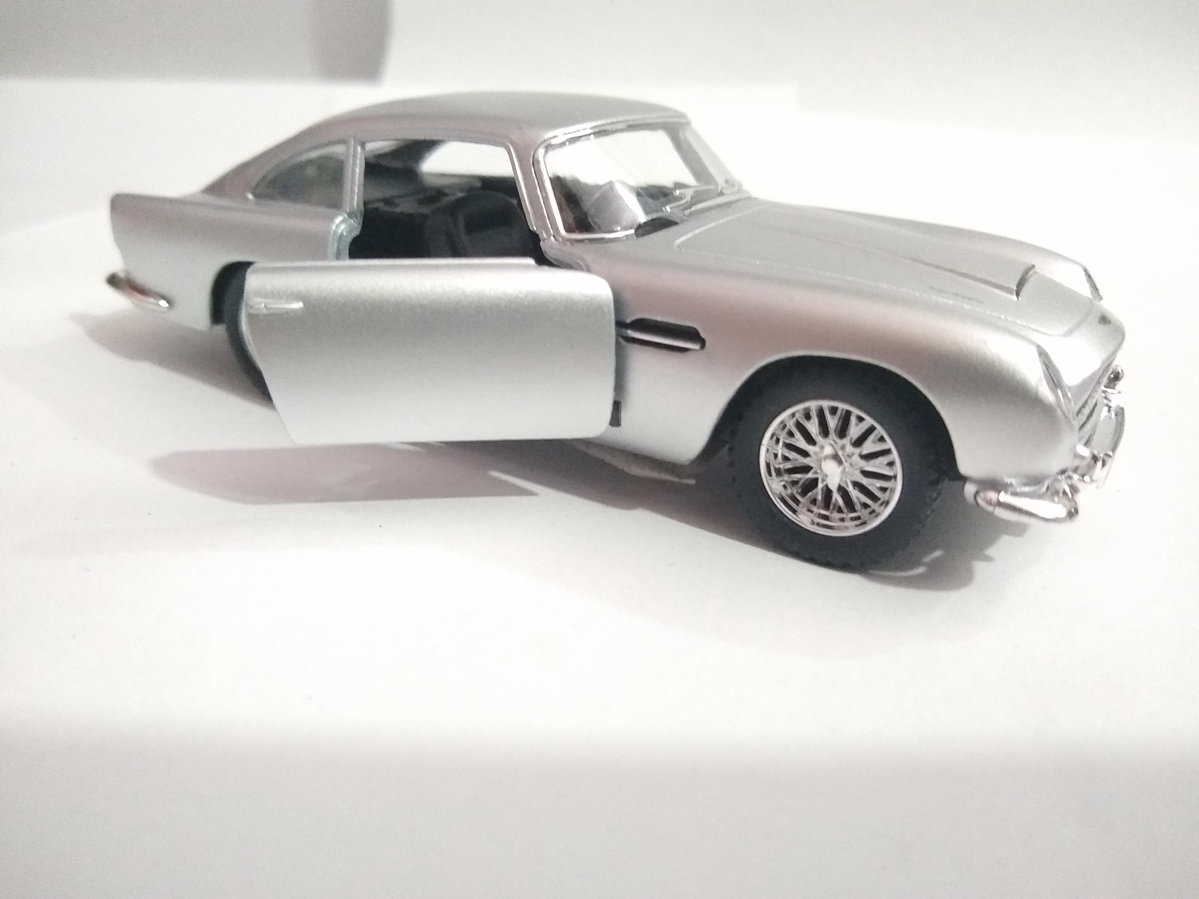 1963 Aston Martin DBS