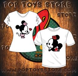 Mickey and minnie 2
