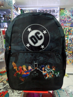 MORRAL DC COMICS
