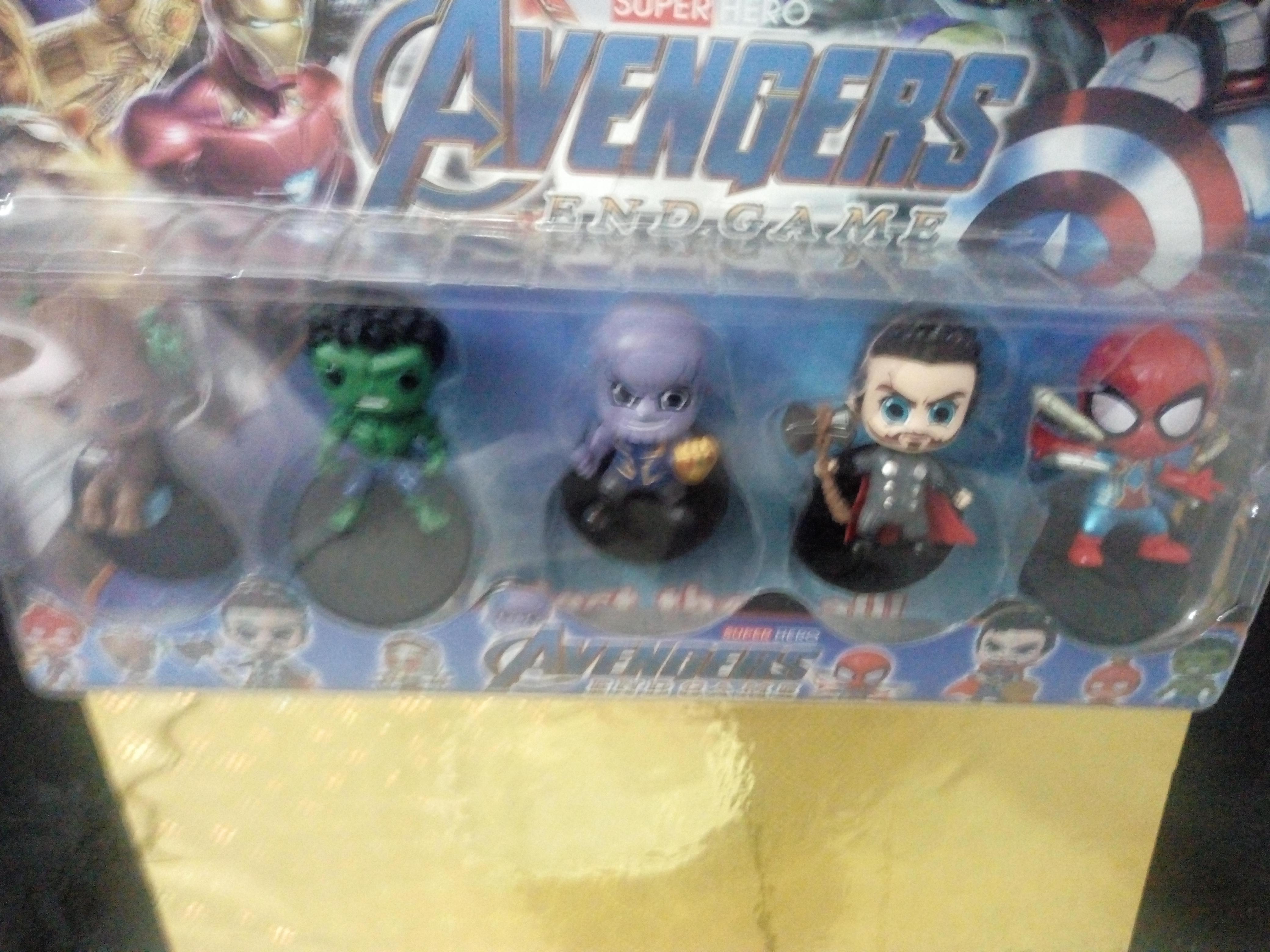 set avengers x5