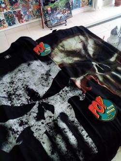 Camisetas Punisher