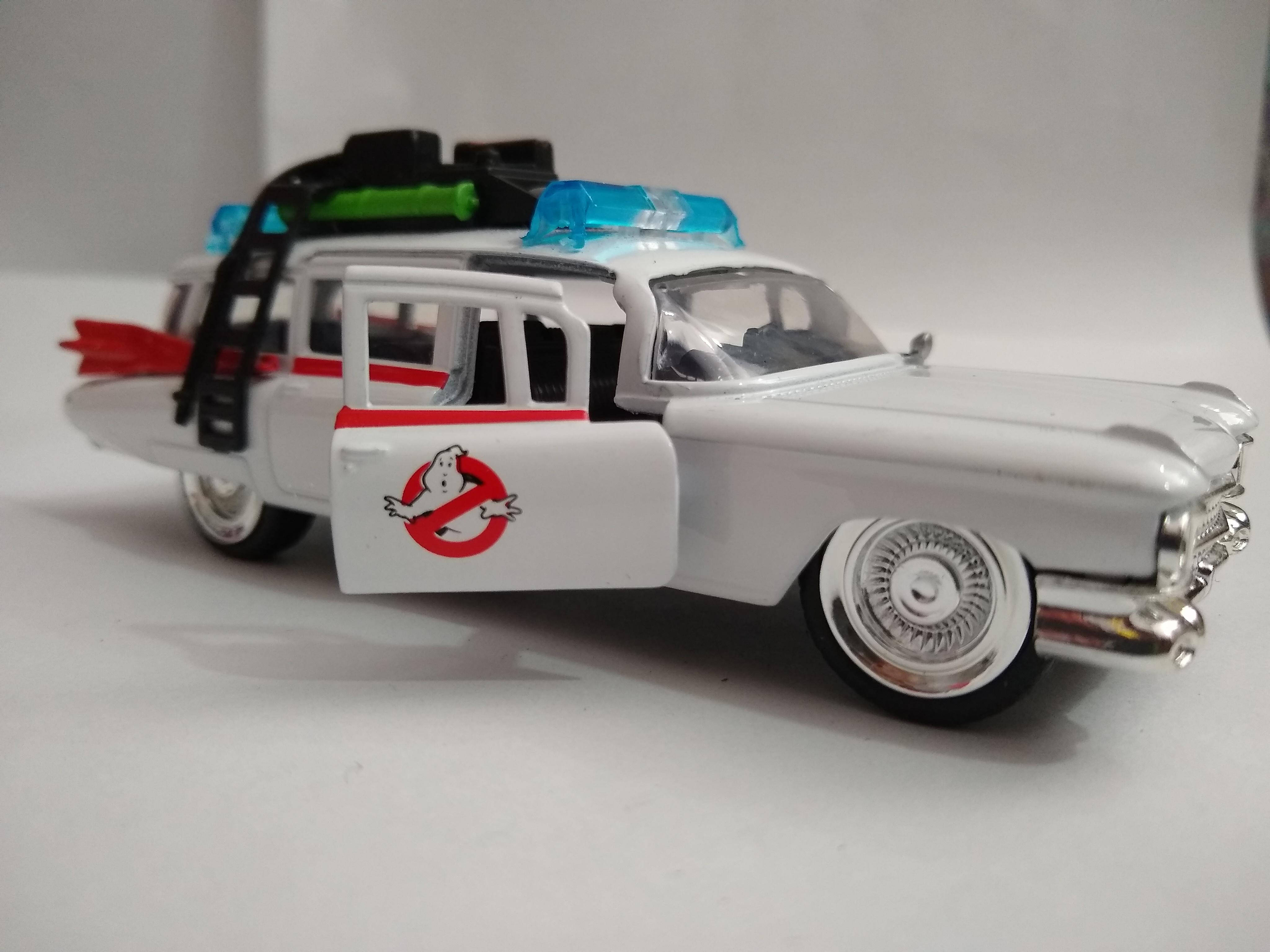 Cadillac Ambulance 1959 Ghost Busters