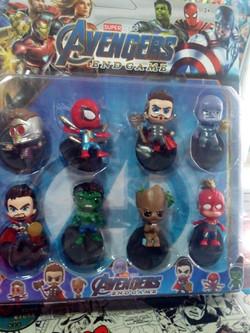 set avengers x 8