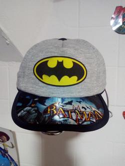 Gorra bebe batman