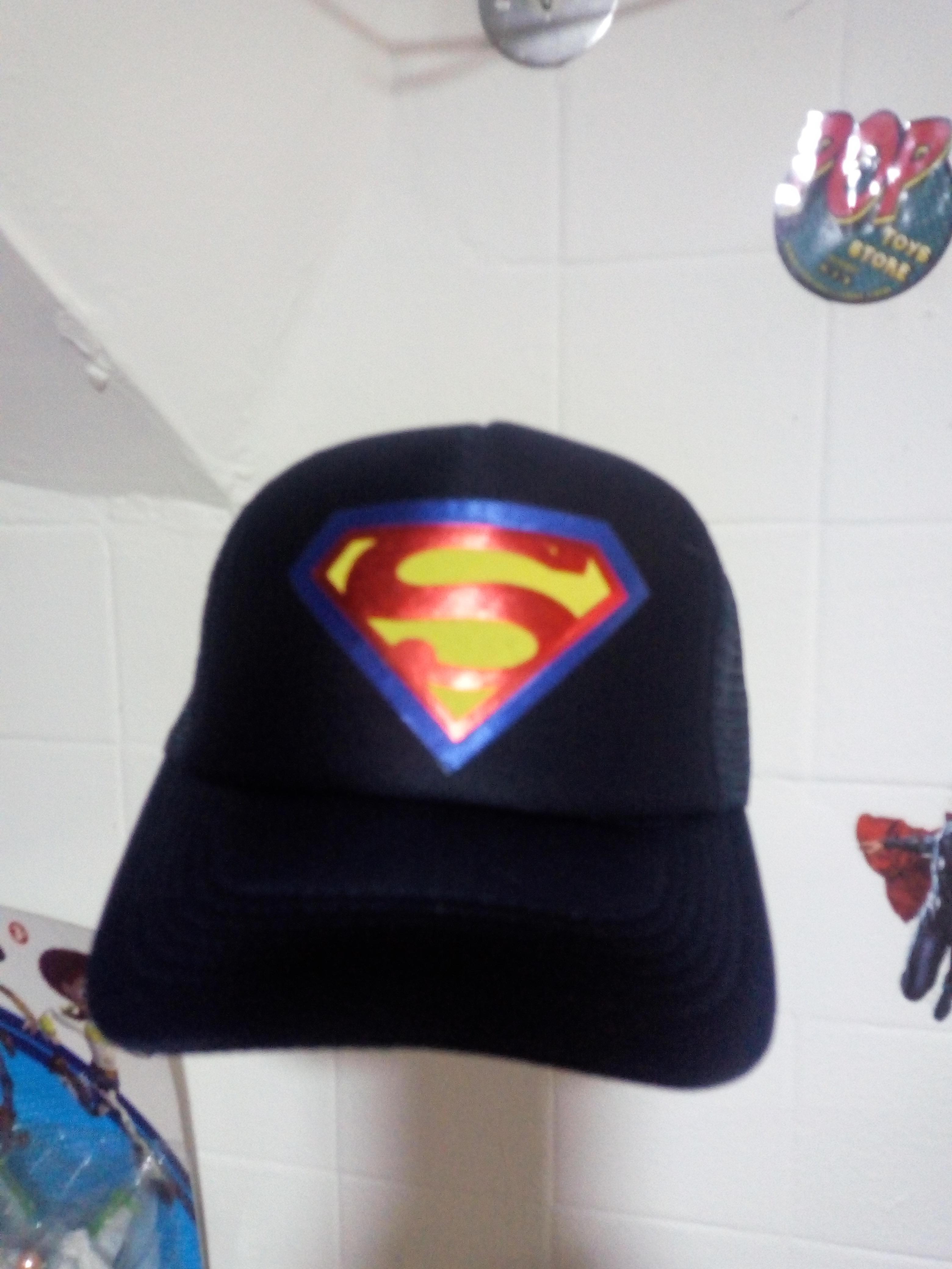 Gorra superman 2
