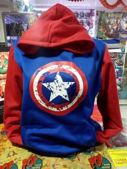 Buzo Capitán América