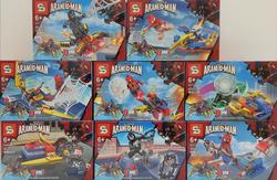 set spiderman 2