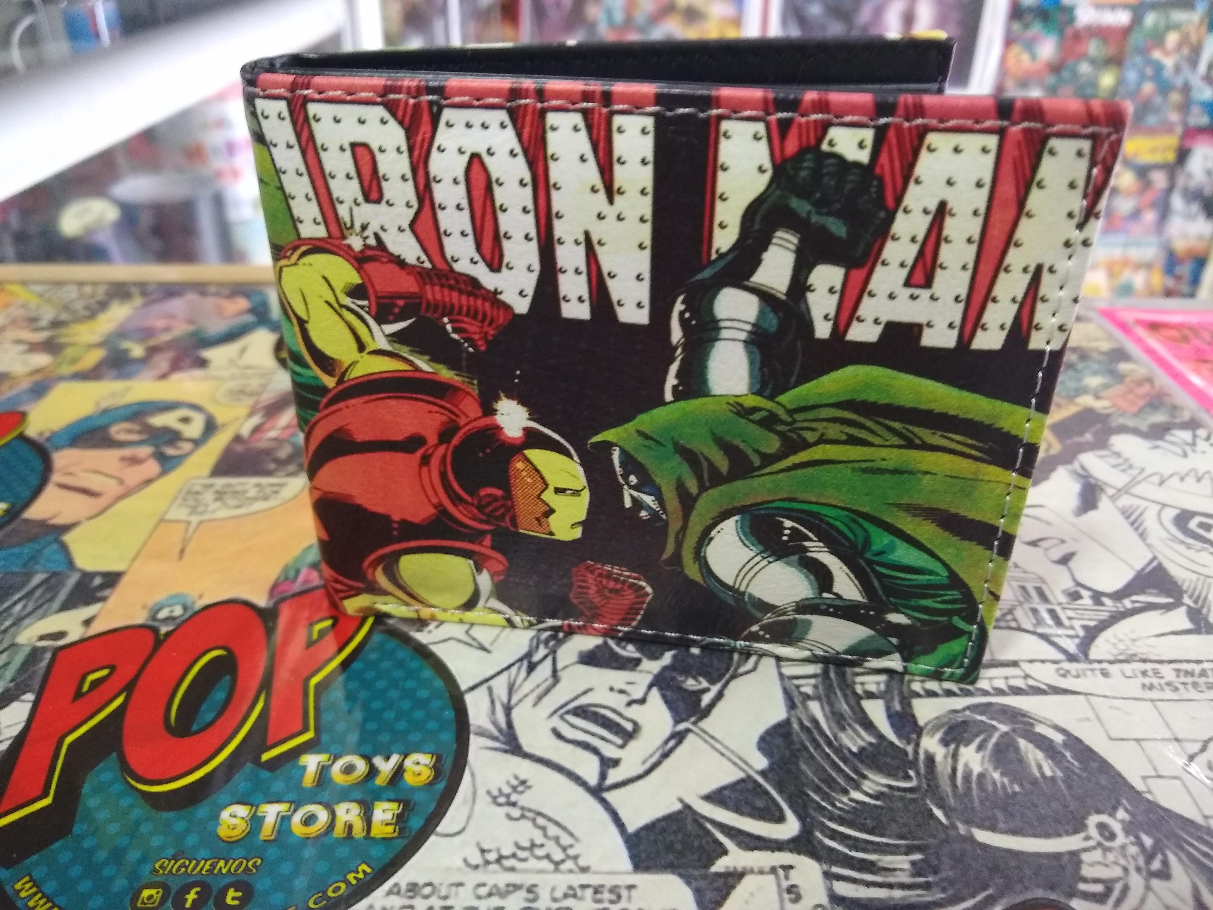 Billetera Iron Man 1
