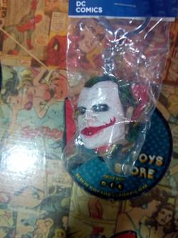 Llavero cabeza Joker