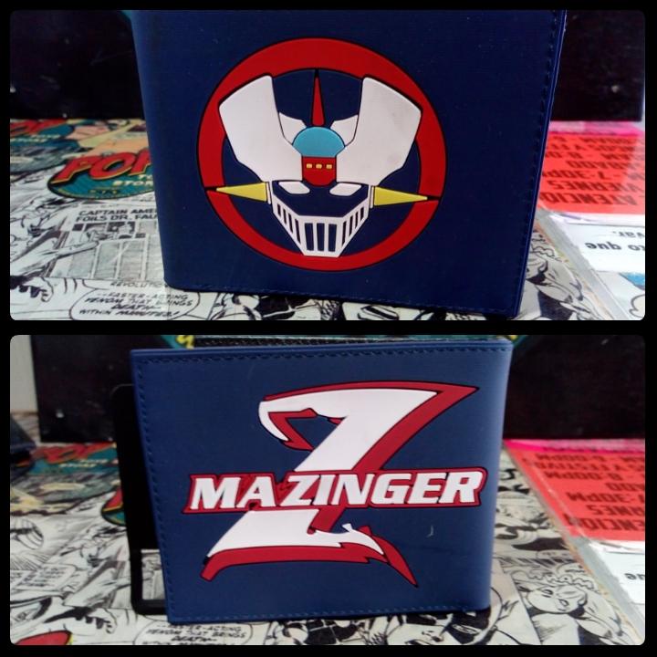 Billetera Mazinger z 1