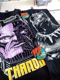 camisetas Marvel 2