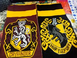 Bufandas Harry Potter 1