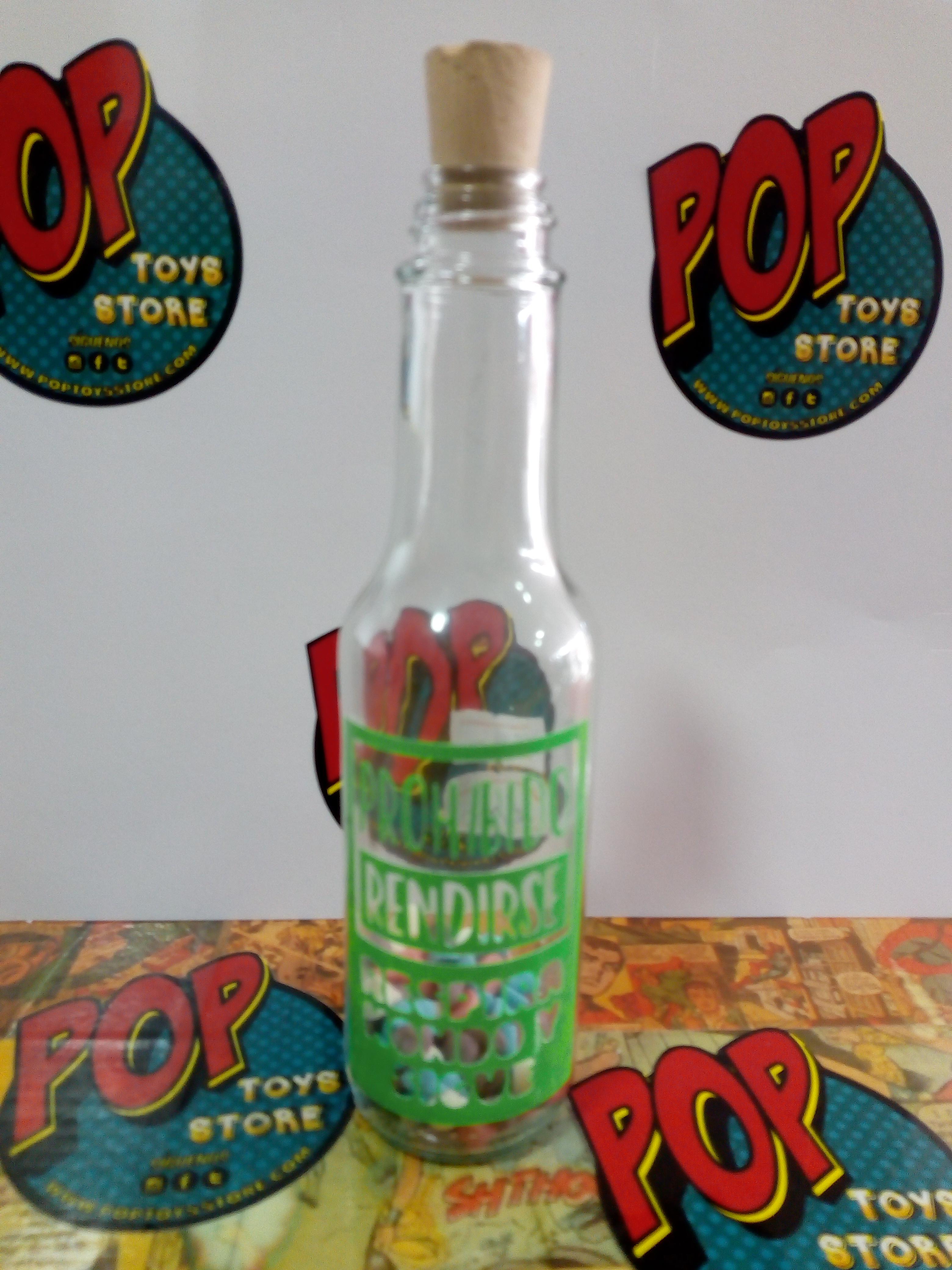 Botella Mediana