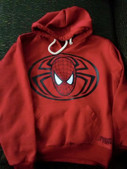 Buzo Spiderman 2