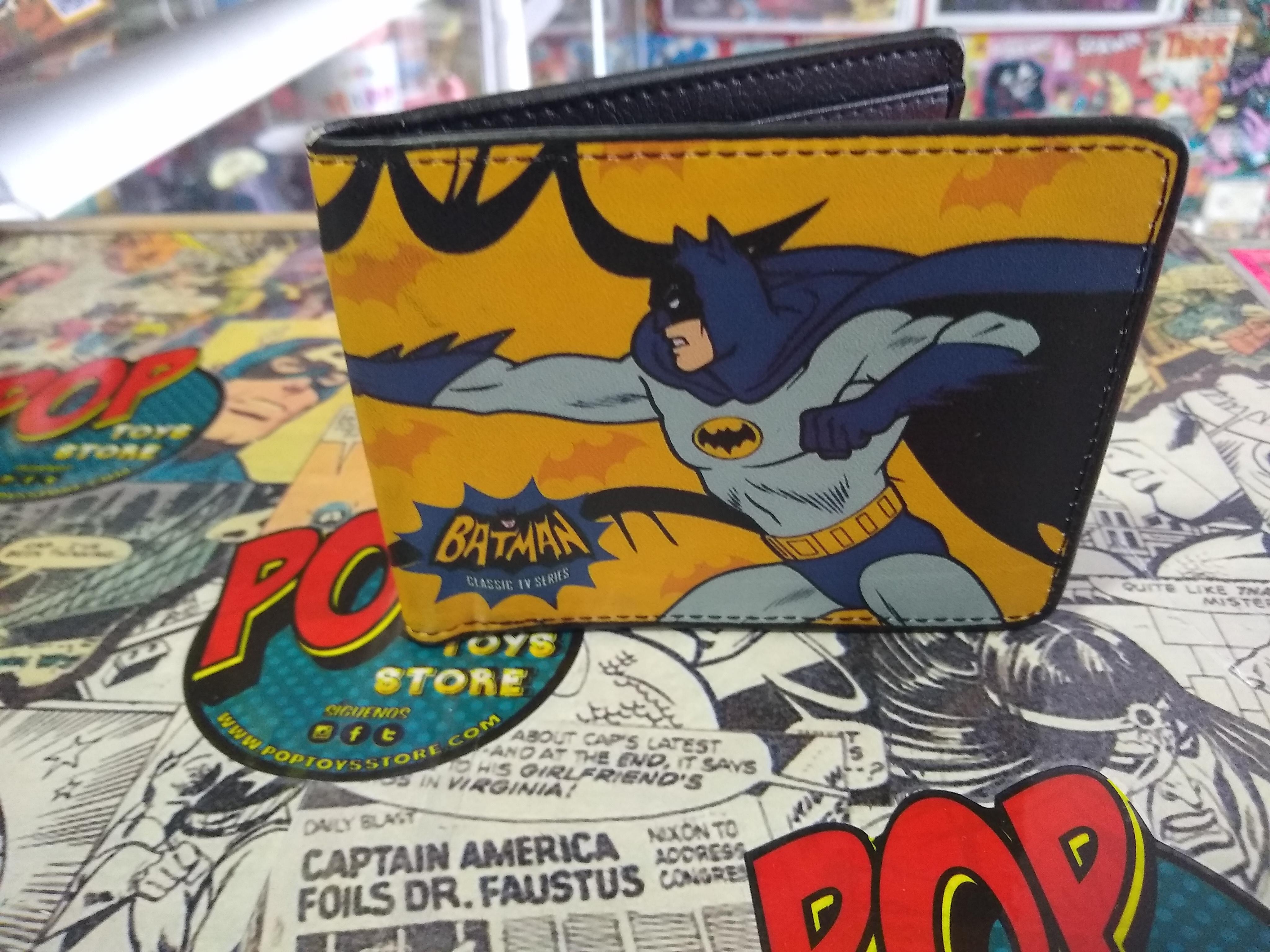 Billetera Batman clásico