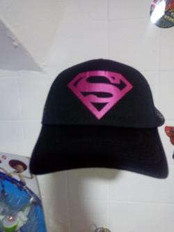 Gorra supergirl