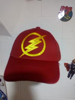Gorra niño  flash