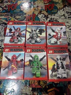 Figuras Deadpool