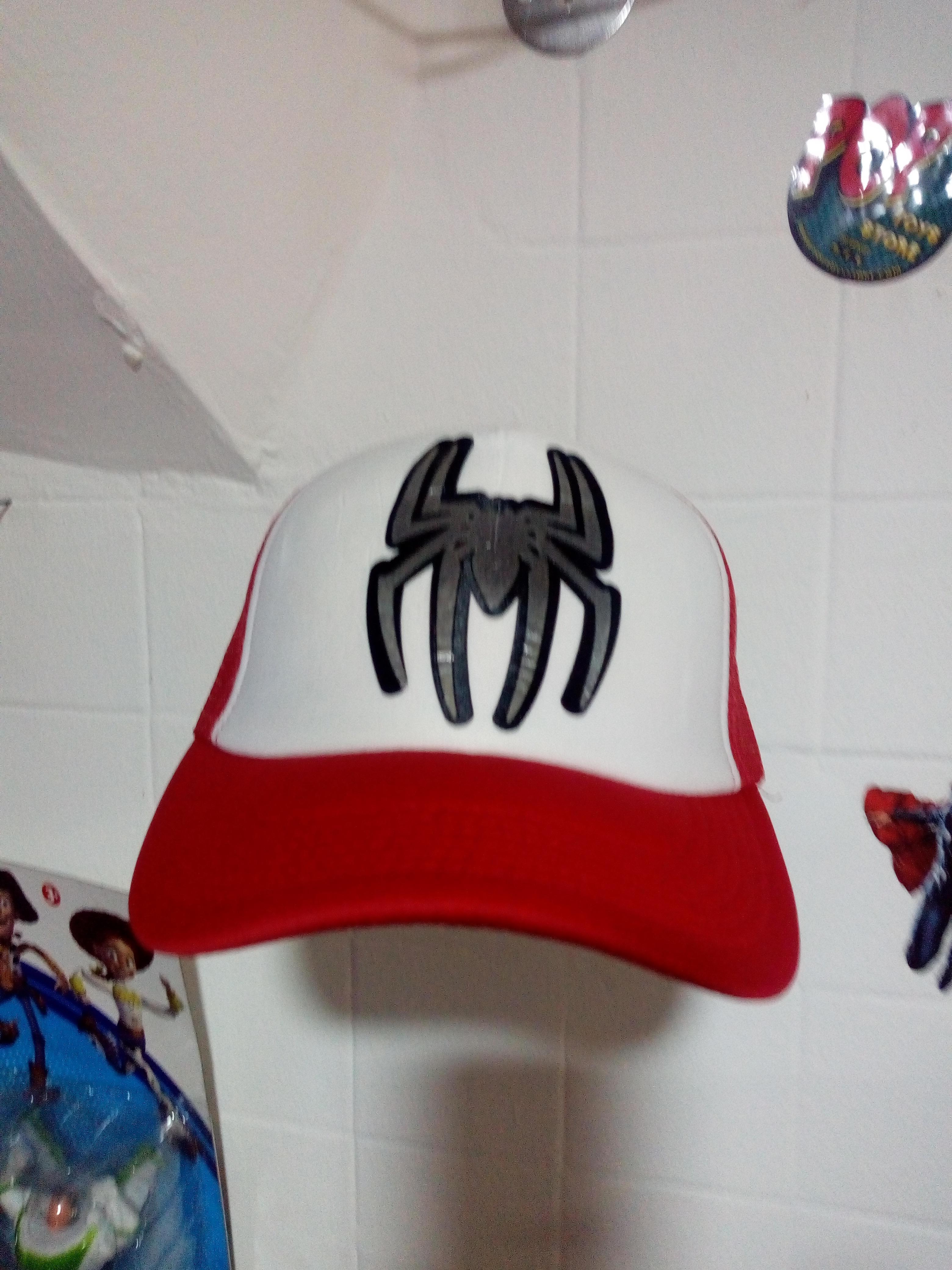 Gorra Spiderman 2