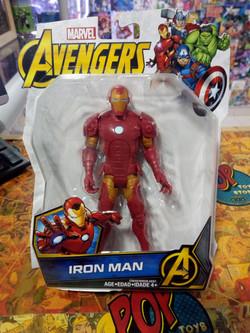 Iron Man Articulado
