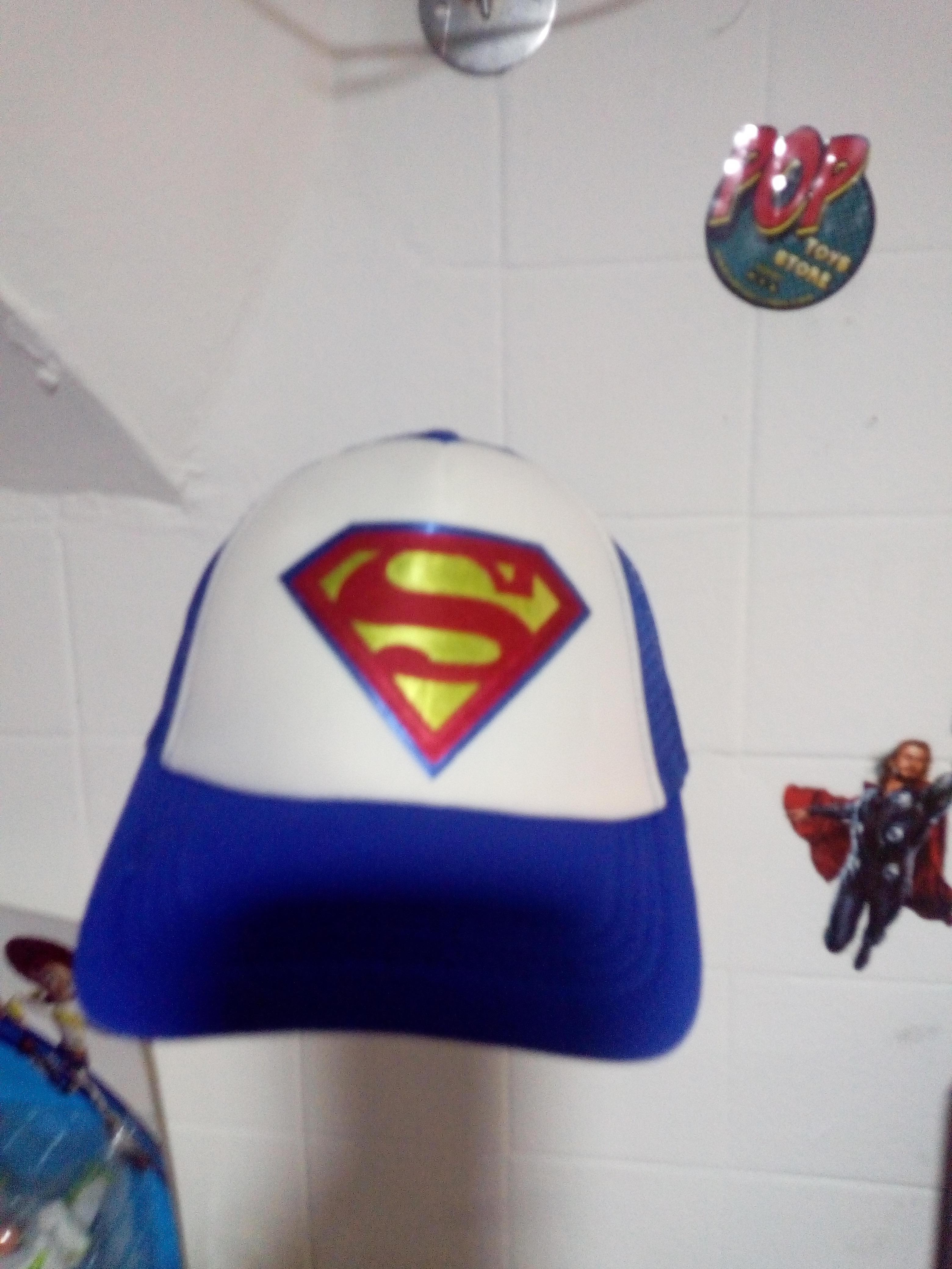 Gorra superman 3