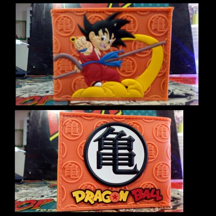 Billetera Goku 2