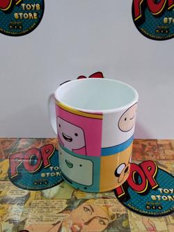 Mug pvc para niños