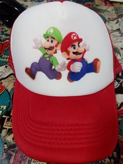Mario y Luigui