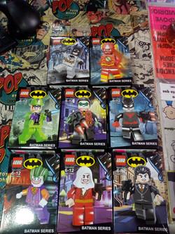 set tipo lego DC