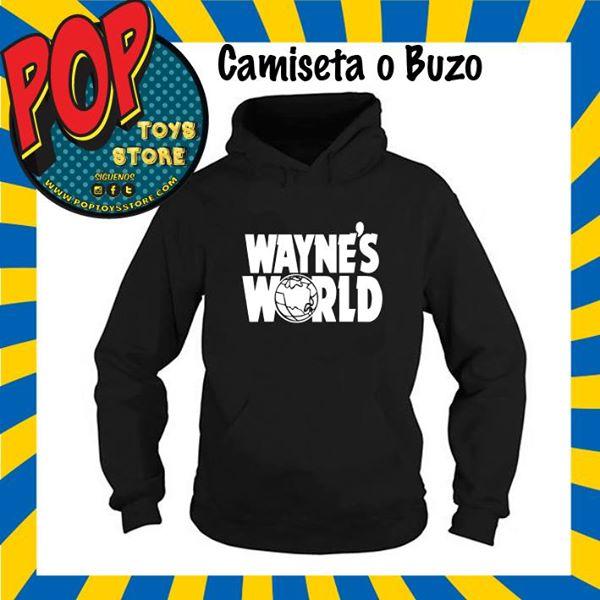 Buzo  wayne's world