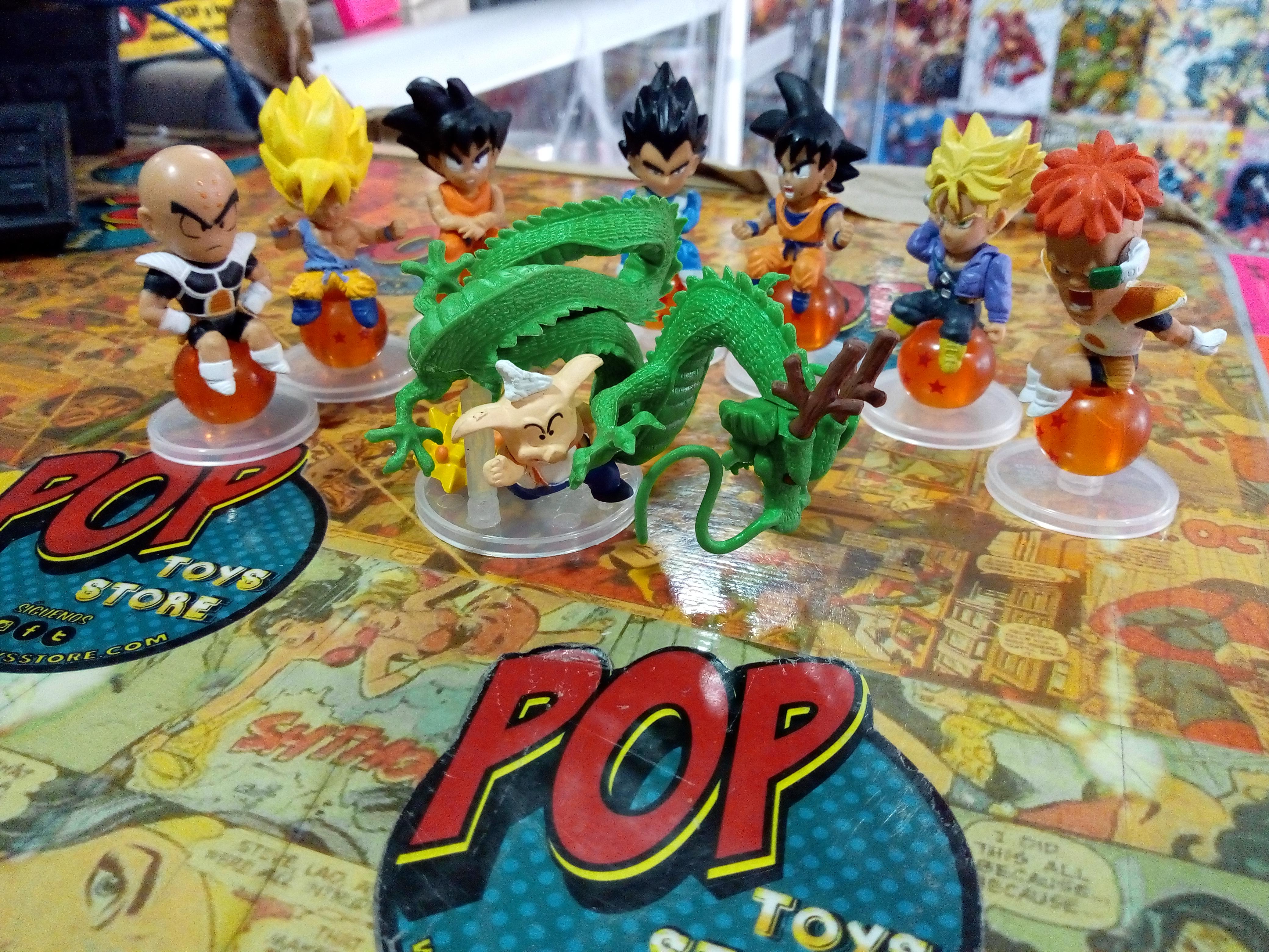 Colección Dragonball