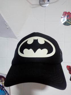 Gorra Fotoluminisente Batman