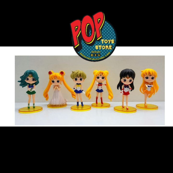 figuras sailor Moon 1
