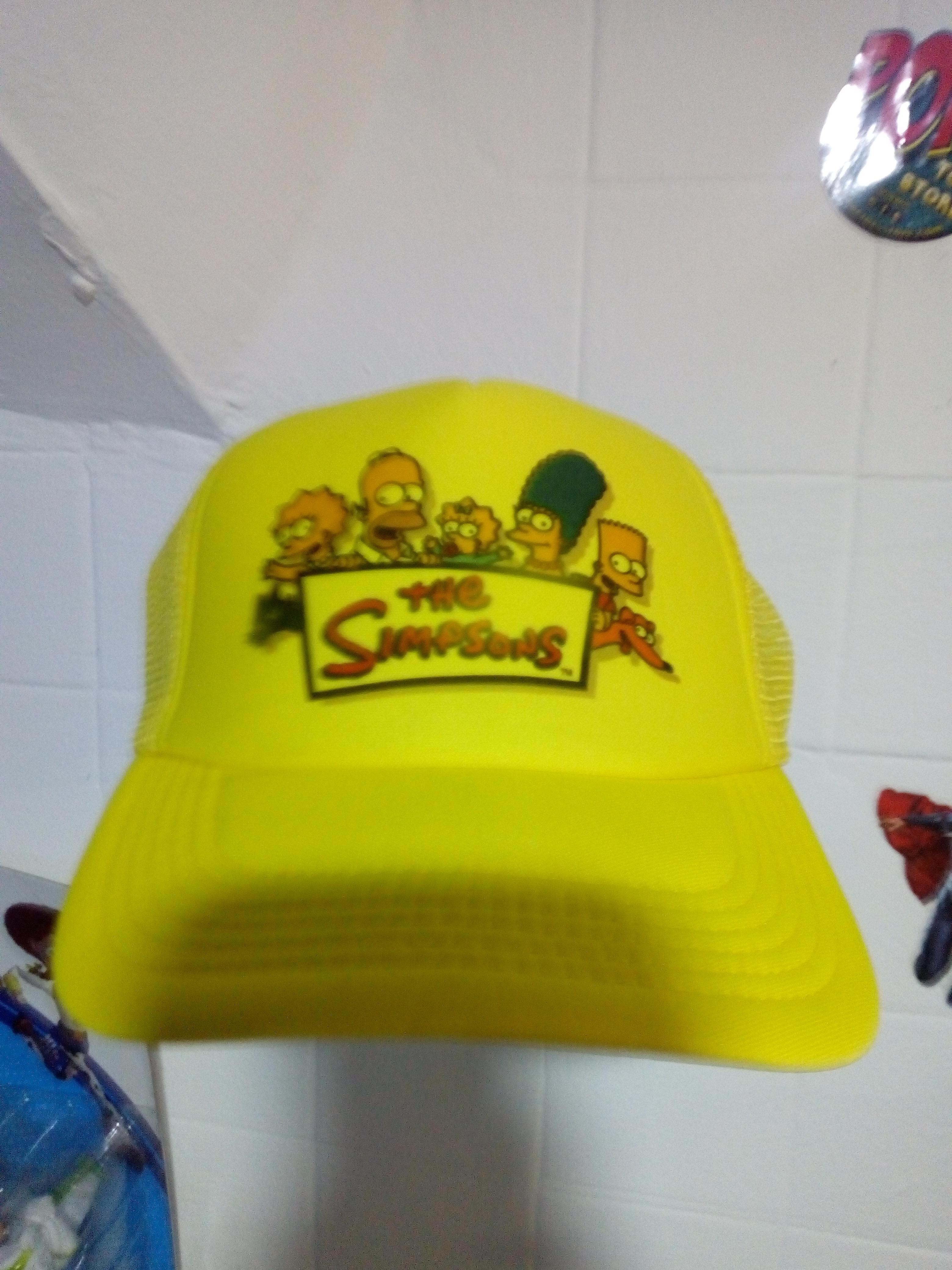 Gorra the simpsons