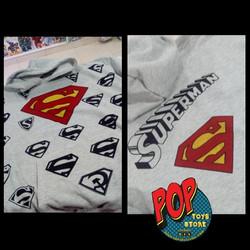 Buzo Superman sub