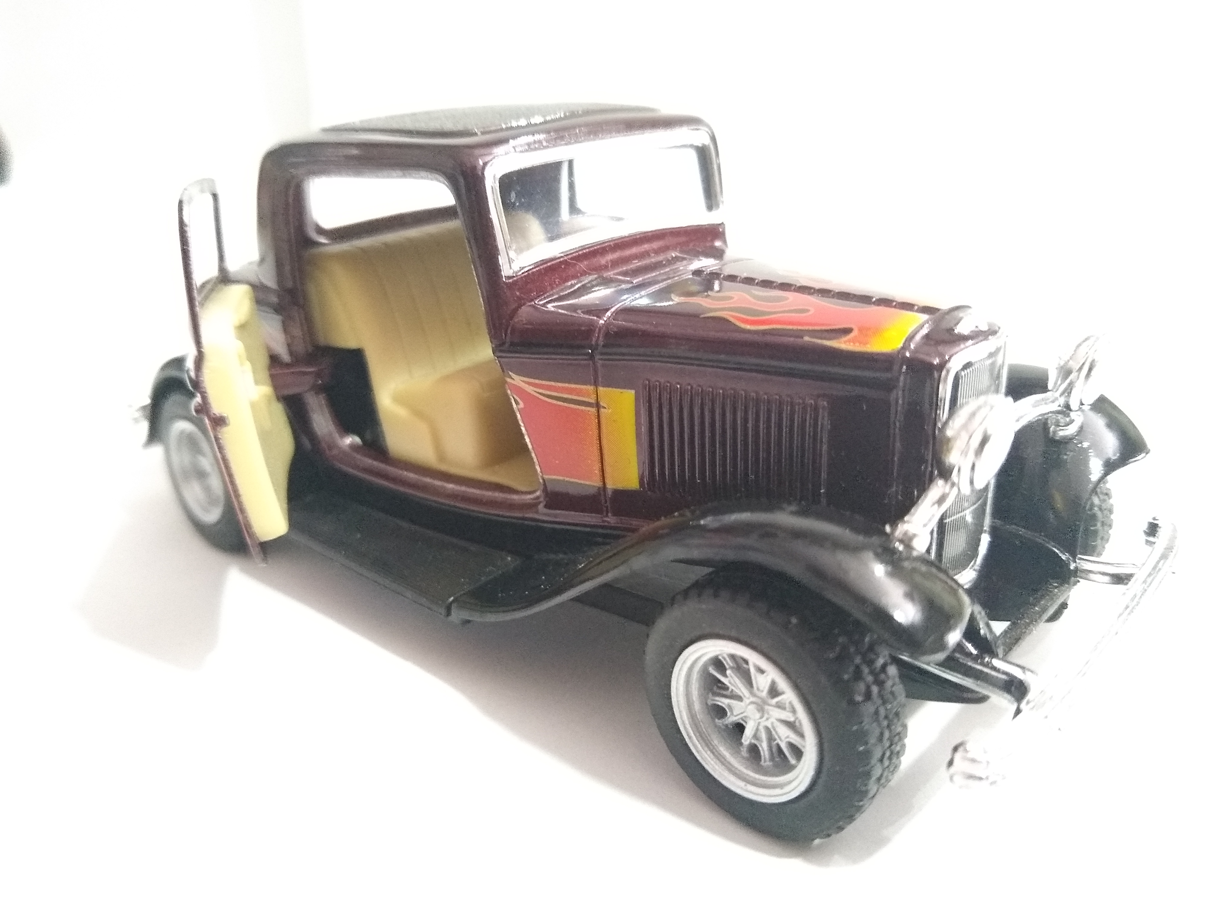 Ford window coupe 1932