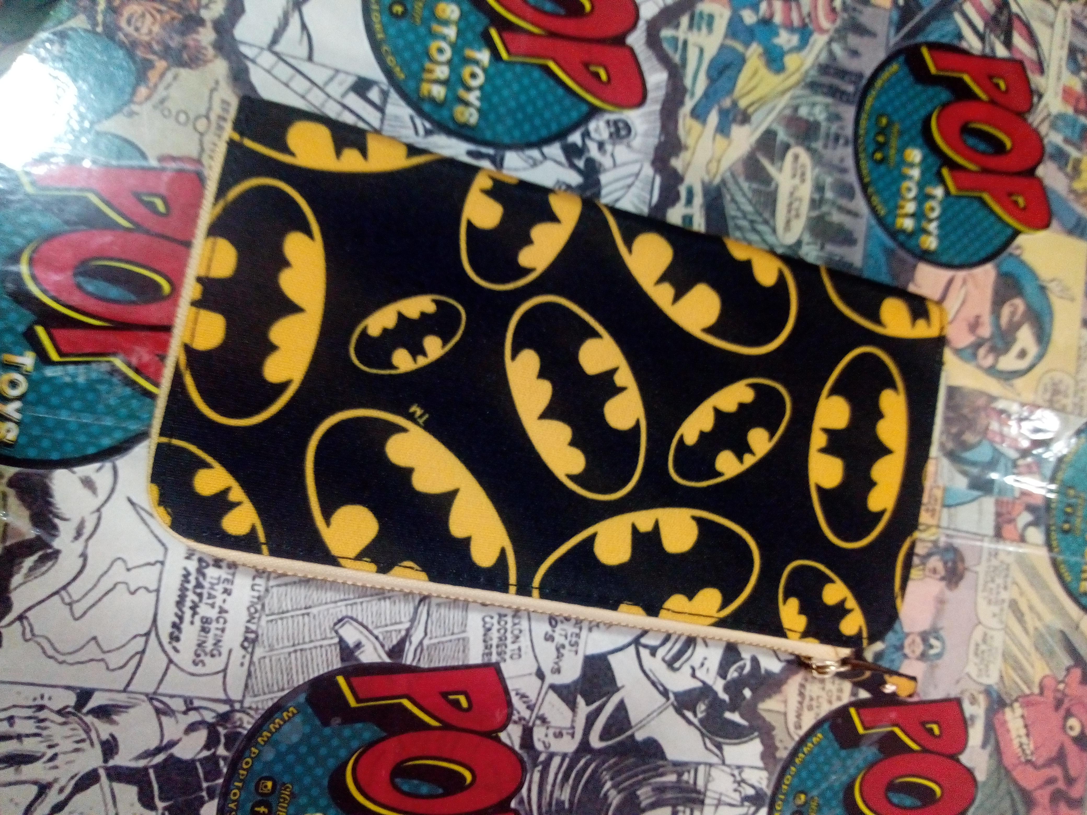 Billetera Mujer Batman