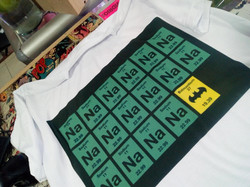 camiseta batman nana
