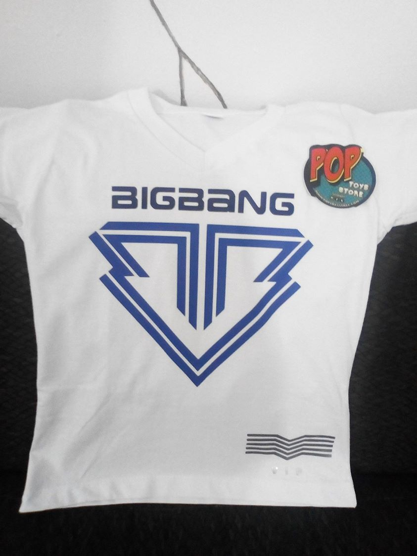 camiseta Bigbang