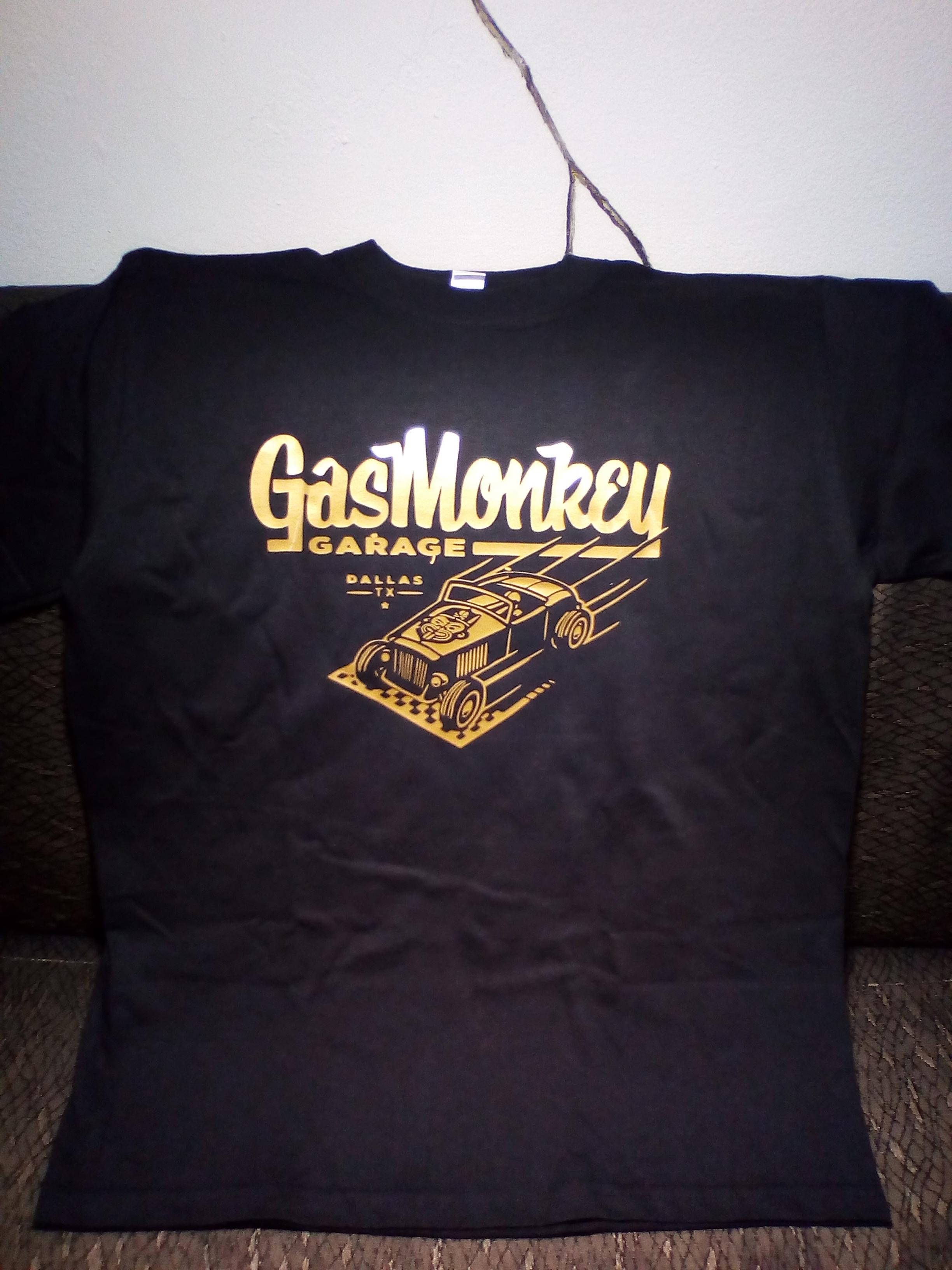 Personalizado Gasmonkey