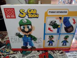 figura tipo lego Luigi